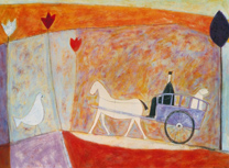 cart and horse 1996