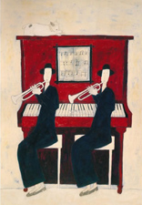 ladies at the piano 1997