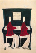 men at the piano 1997